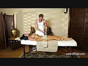Picture Beautiful Massage Actions From Voyeur Camera