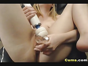 Naughty Girl Cums After...