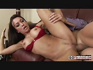 Picture Kristina Cross Gets Rammed