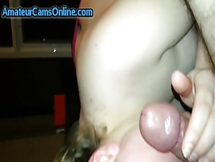 Picture Nice Looking Blonde Gives A Hot Blowjob