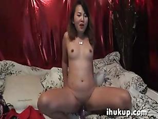 Sweet Asian Petite Strip...