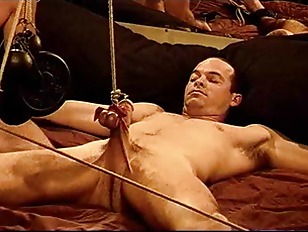 Ball Stretching Bashingcock Flogging
