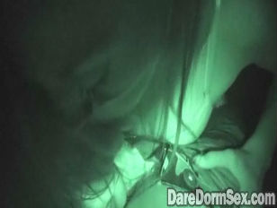 Picture Nightvision Blowjob