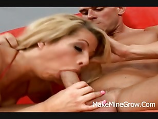 Picture Brooke Haven - Hot Blonde Suck Cock Deep In...
