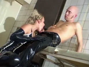 Picture Group Sex In Rubber