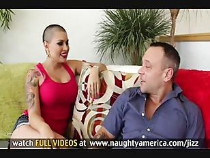 Busty Eva Angelina Gets...