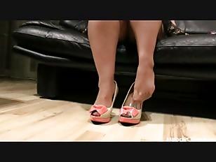 Mistress Alisa High Heels...