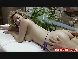 Big Tits Massage