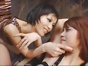 Hot Japanese Lesbians...