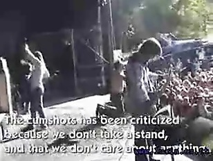 Fucking Live On Stage...