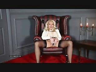 Gorgeous Brunette Big Tits Rides