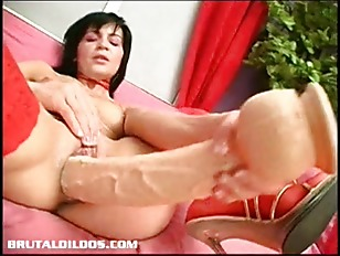 Veronika Devouring A Long...