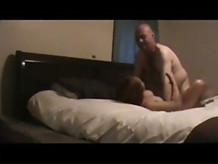 Slutty wife fucked and creampied by husbands boss