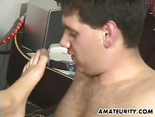 Picture Hot Amateur Girlfriend Homemade Action With...