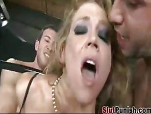 Nikki Gets Fucked Hard...