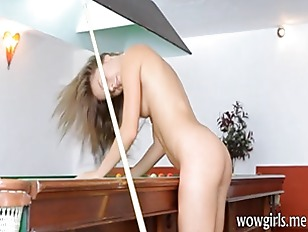 Picture Drop Dead Gorgeous Young Girl 18+ Slowly Str...