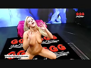 Picture Beautiful Blondie Nathaly Cherie Get Her Pre...