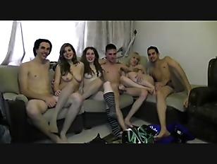 Latin Friendly Orgy...