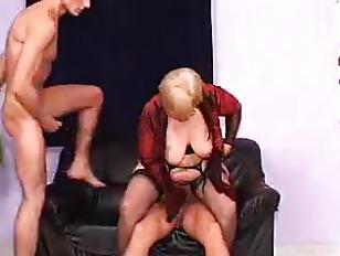 Picture German Granny Threesome