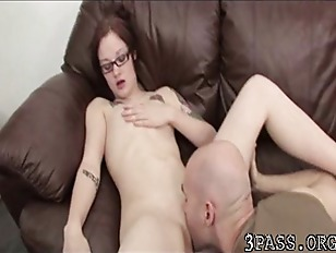 Babe Drilled In Anal...