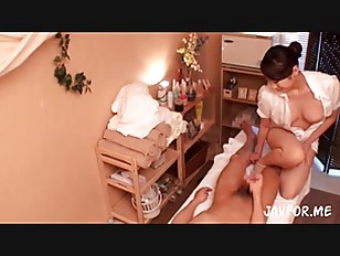 Massage porno met Happy Ending
