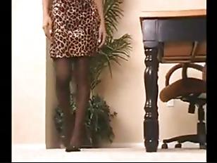 Picture Sexy Spanish Secretary