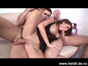 Heidi Threesome...