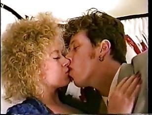 DeeDee and her big boobs take on Tom Byron