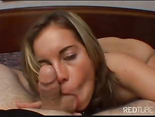 Picture Cock Hungry Brunette Swallows It All