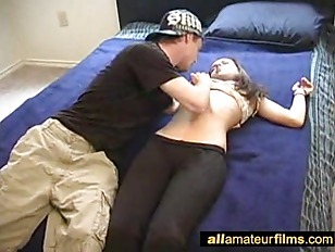 Two teens First Porn...