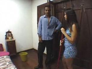 Latina maid hotel fuck tube