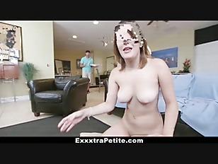 ExxxtraSmall - Petite Camgirl Fucks...