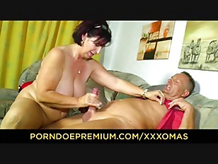 XXX OMAS Amateur German...
