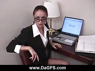 Alicias Blow Job Interview...