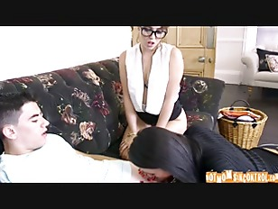 Teaching Your Tutor To Suck Dick