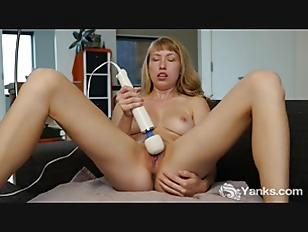 Tempting Verronica Vibrating Her...