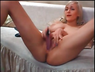 Picture Hot Blonde Masturbating On Webcam