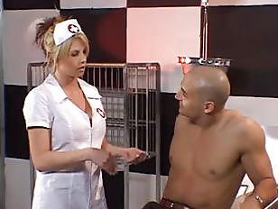 Hot Nurse With Big...