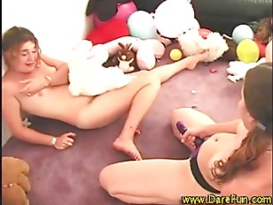 Party games amateur teens...
