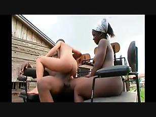 Black Couple Fun In...