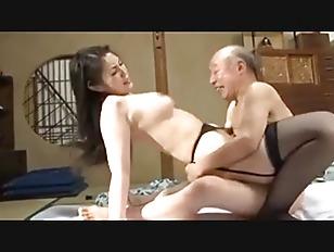 Japanese Grandpa Fuck Hot...