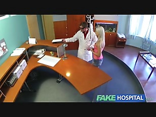 FakeHospital Perfect Sexy Blonde...