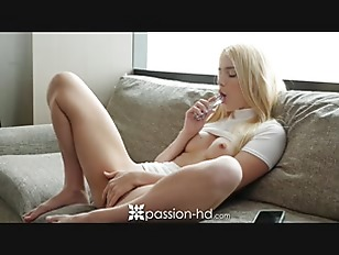 PASSION HD Ex Lesbian Girlfriend Tries Dick For First Time