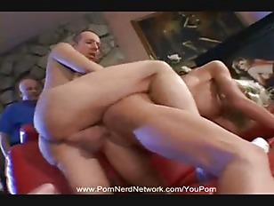 Swingers swings with sexy blonde milf