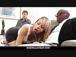 SheWillCheat Sexy Blonde Girlfriend...