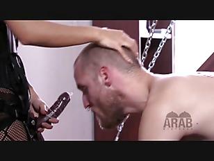American Mistress Shows Arab...