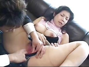 This japanese milf loves...