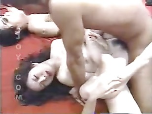 Picture Five Asian Milfs On Gangbang Action
