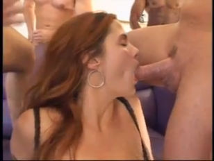 Cum Swallowing Whore...