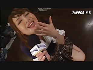Young Asian Girl Get...